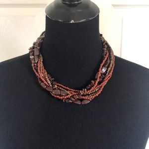 Gorgeous bead necklace
